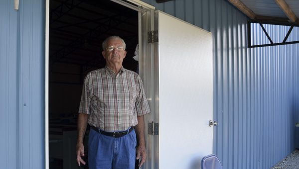 Marlin Burnett, owner of the Central Alabama Gospel Music Barn decided to close its doors after 25 years of hosting Southern gospel singings.