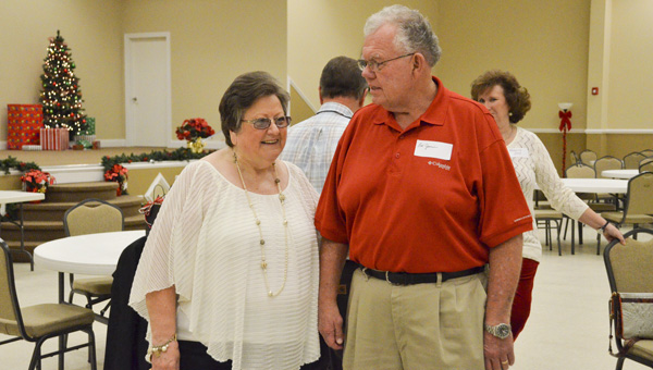 A retirement reception honoring Betty Bennett, field representative for U.S. Spencer Bachus, was held Friday at the Jemison Municipal Complex.