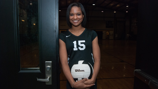 All-around star: Isabella senior outside hitter Landy Griffith recorded 237 kills, 42 blocks, 81 aces and 112 digs during the 2013 season. She was also voted by her teammates as team captain.