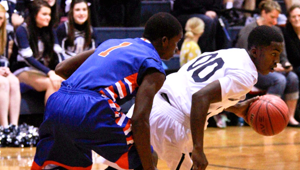 Jemison needed overtime to defeat rival Chilton County at Alton Cobb Gymnasium on Friday.