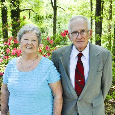 Doris and Olin Davis