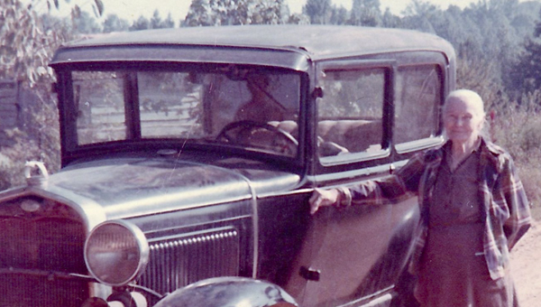 Nancy Thomas learned to drive a Model A, which frequently came chugging down the road to visit even older folks, to sit and piece quilts, and talk. (Contributed Photos)