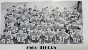 A picture of the 1965 CCHS football team. (Contributed)
