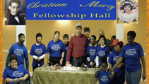Special occasion: Christian Mercy Fellowship Hall is a place for young special needs adults after they transition out of the public school system. (Contributed photos)