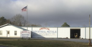American Industrial Metals Inc. owner Ray Hardesty retired on Dec. 31, 2015 after opening the business in May 1994. (Contributed)