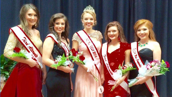 1-9 pageant