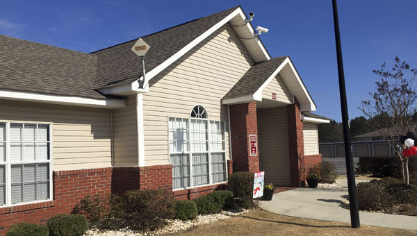 Trilliam Apartment Complex in Clanton has two open houses scheduled this week for those in the community wanting to find out more information about the apartments. (Photo by Emily Reed)