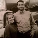 Battling addiction: Kelli and John Alexander have fought through his struggle with addiction.