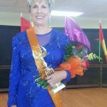 New reign: Becky Sides was named the 2016 Ms. Senior Chilton County on April 2. (Contributed photo)