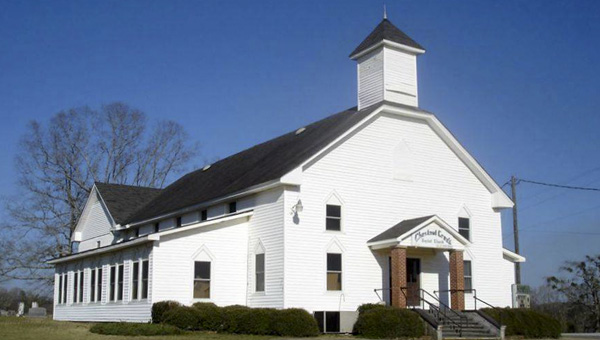 Chestnut Creek Heritage Chapel will host Cooper Cousins Heritage Day on April 9. (Contributed)