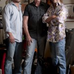 Ready to jam: Birmingham-based Rollin' in the Hay will perform from 6:40-7:25 p.m. and again from 7:35-8:20 p.m.